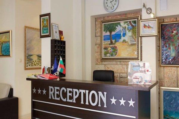 Peshev Family Hotel Nesebar - фото 9