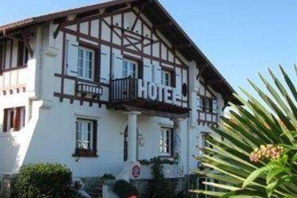 Hotel de La Milady - фото 10