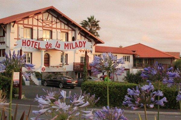 Hotel de La Milady - фото 9