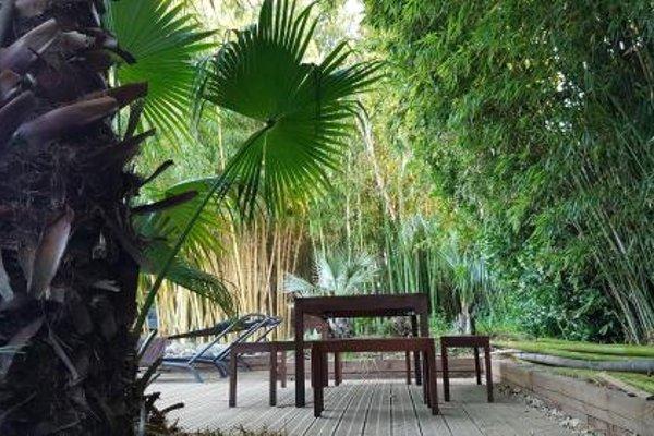 Appartements Le Clos des Bambous - фото 19