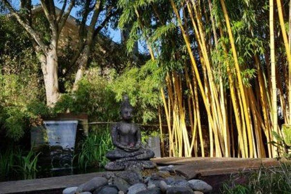 Appartements Le Clos des Bambous - фото 21