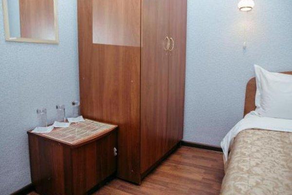 Гостиничный Комплекс Уют - фото 17