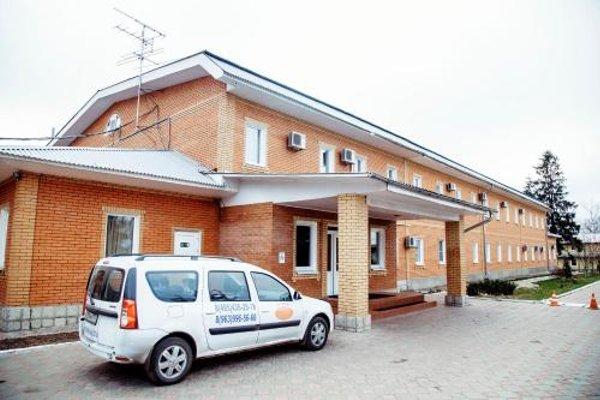 Гостиничный Комплекс Уют - фото 23
