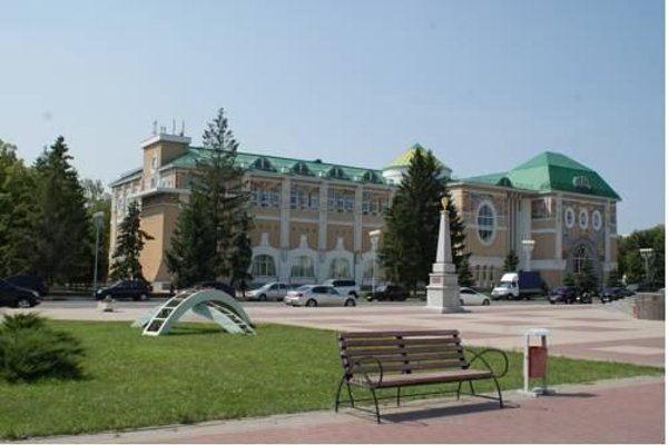 Room-club Апартаменты на Попова - фото 21