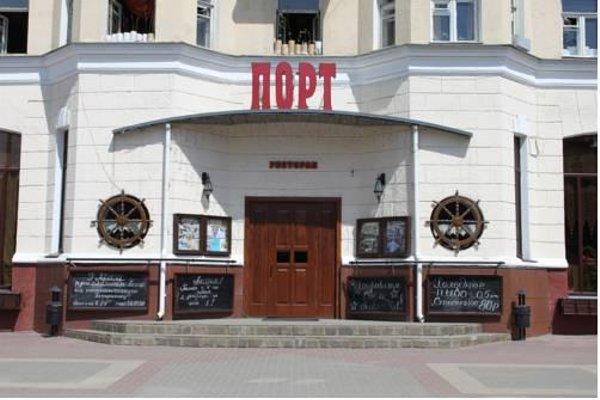 Room-club Апартаменты на Попова - фото 23