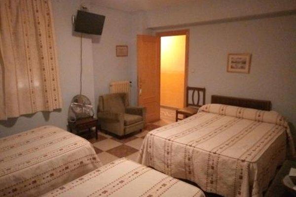 Hostal Residencia Castilla - фото 43