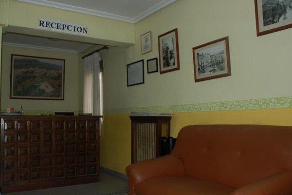 Hostal Residencia Castilla - фото 13