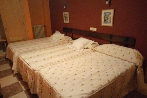 Hostal Residencia Castilla - фото 3