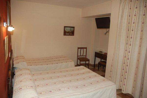 Hostal Residencia Castilla - фото 6