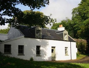 Гестхаус Dunvegan Castle Rose Valley Cottage
