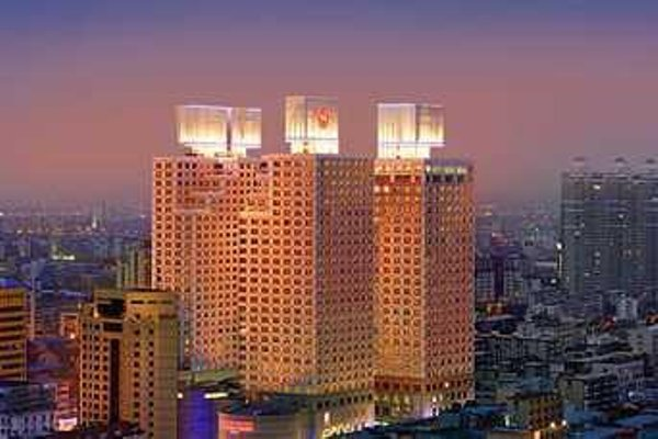 Ningbo Portman Plaza Hotel - фото 23