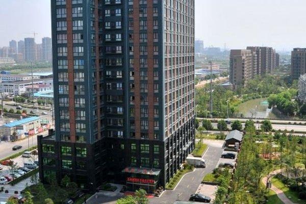 Ningbo ShouNan Hotel - фото 16