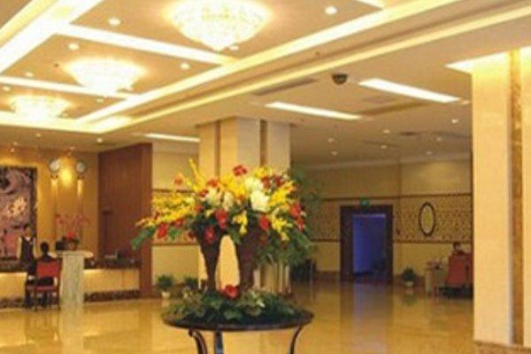 Obion Hotel Ningbo - 15