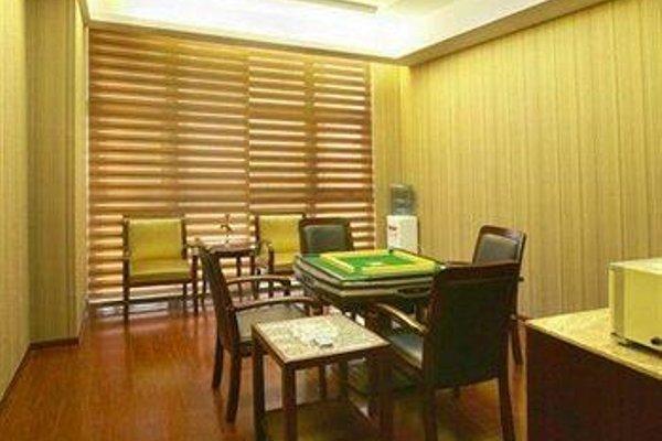 Zhe Hai Grand Hotel - 16