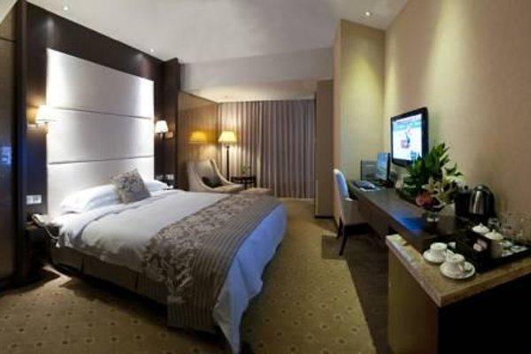 Zhe Hai Grand Hotel - 5