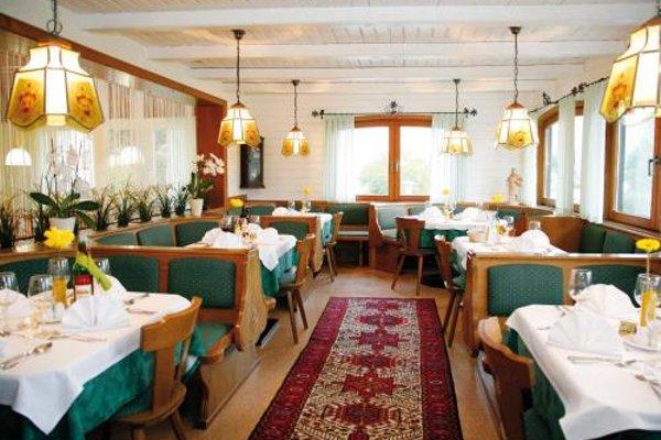 Hotel Ferienwohnungen Gabriel - фото 12