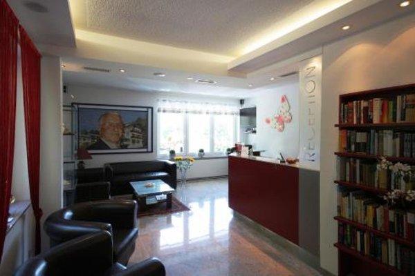 Hotel Ferienwohnungen Gabriel - фото 13