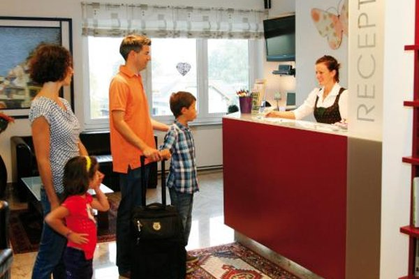Hotel Ferienwohnungen Gabriel - фото 14