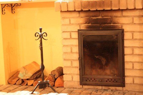 With Sauna And Fireplace - фото 3