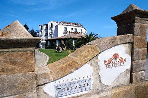 Hotel Poseidonia - фото 50
