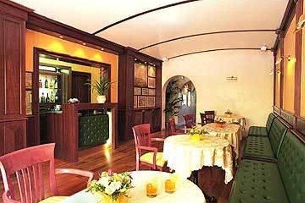 Hotel Poseidonia - фото 12