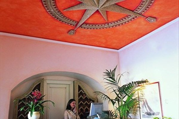 Hotel Poseidonia - фото 16