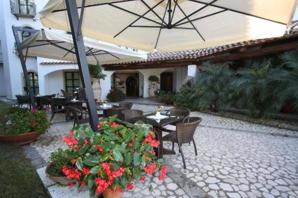 Hotel Poseidonia - фото 21
