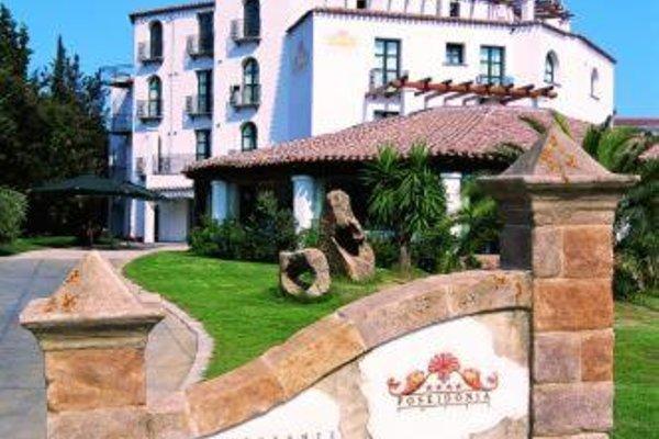 Hotel Poseidonia - фото 22