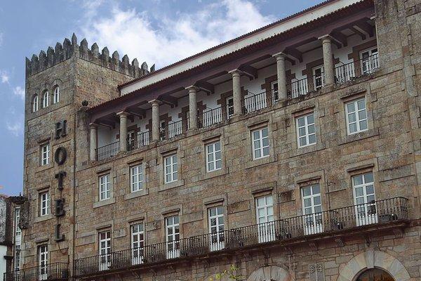 Compostela Hotel Santiago de Compostela - фото 23