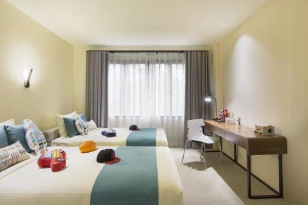 Guangzhou Aiqun Hotel - фото 23