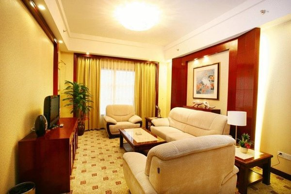 Junyue Hotel - фото 50