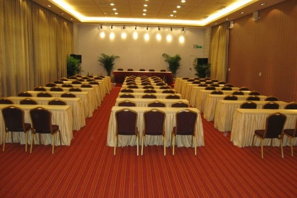 Junyue Hotel - фото 18