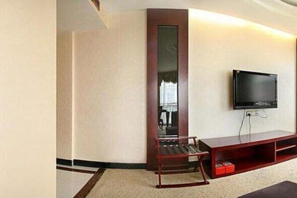 Guangzhou Tianyue Hotel - фото 5