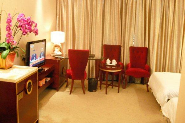 Guangzhou Tianyue Hotel - фото 7