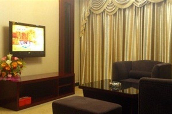 Guangzhou Tianyue Hotel - фото 8