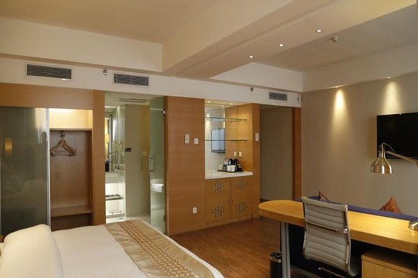 Starway Hotel Huanshi East Road - фото 15
