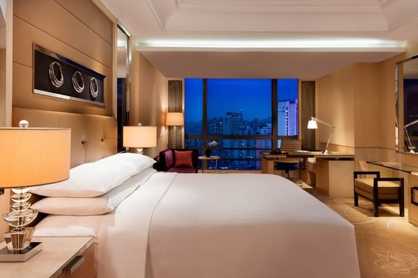 Marriott Guangzhou Tianhe - фото 50