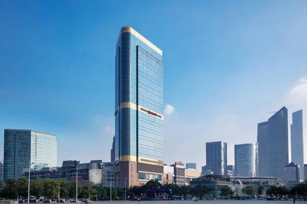 Marriott Guangzhou Tianhe - фото 22
