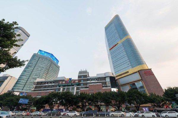 Marriott Guangzhou Tianhe - фото 23
