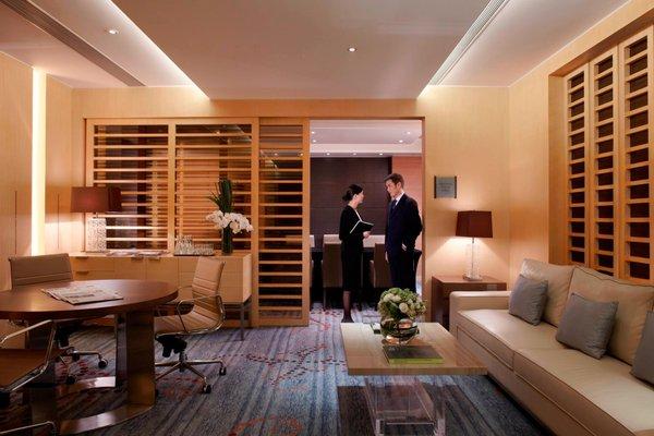 Marriott Guangzhou Tianhe - фото 4