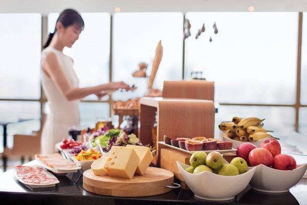 Marriott Guangzhou Tianhe - фото 9