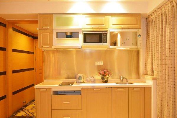 Huifeng International Apartment - фото 14