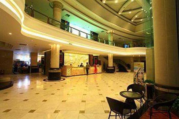 О Nanguo Hotel Guangzhou - 10
