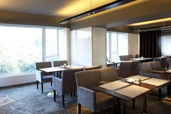 Yuwa Hotel - фото 16