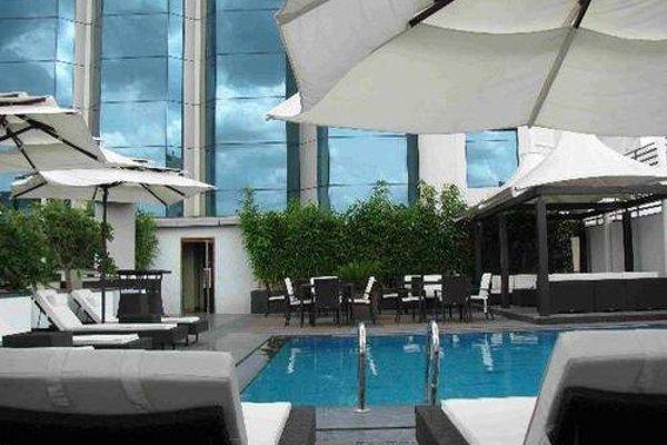 Yuwa Hotel - фото 20
