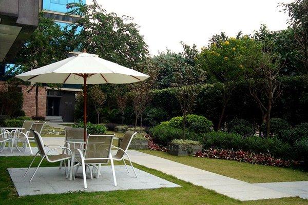 Yuwa Hotel - фото 21