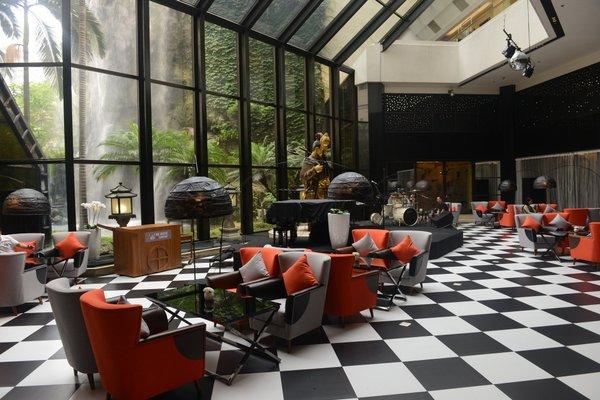 The Garden Hotel Guangzhou - 12