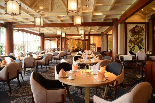 The Garden Hotel Guangzhou - 9
