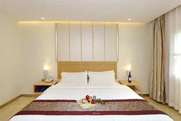 Guangzhou Minghong Hotel - фото 50