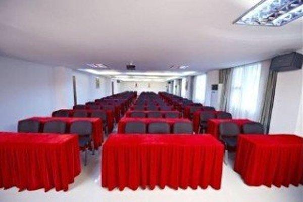 Guangzhou Minghong Hotel - фото 18